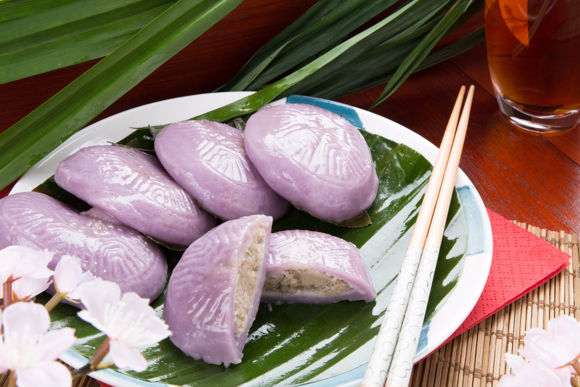 Yam Gu Kueh (Sold in 10s')